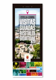 Cartel Visitas guiadas Estella