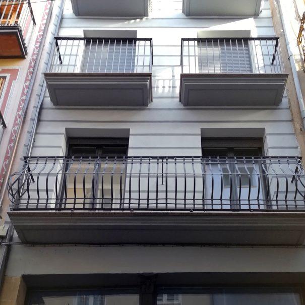Fachada Apartamentos