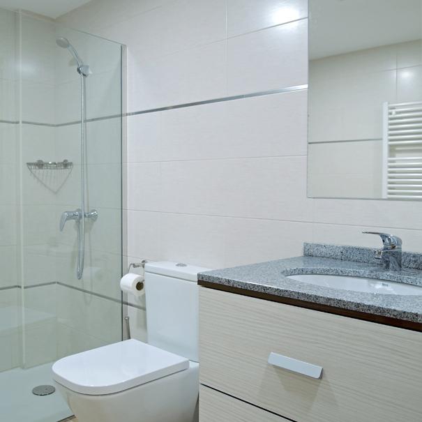 Apartamento Estella-Lizarra I  general baño