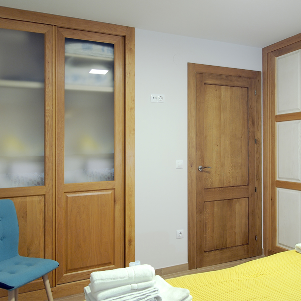 Apartamento Estella-Lizarra I  general dormitorio armarios