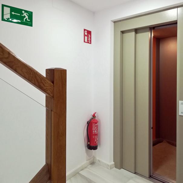Apartamento Estella-Lizarra I  ascensor piso 1