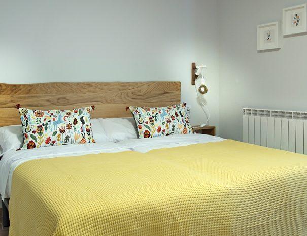 General dormitorio 2 camas de 90