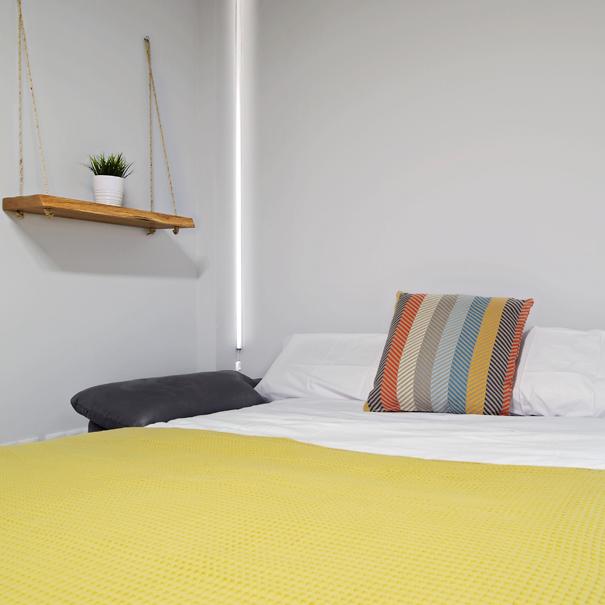 Sofá-cama de 150