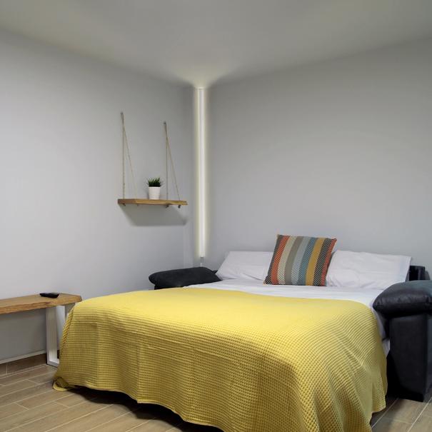 Apartamento Estella-Lizarra I sofa cama general