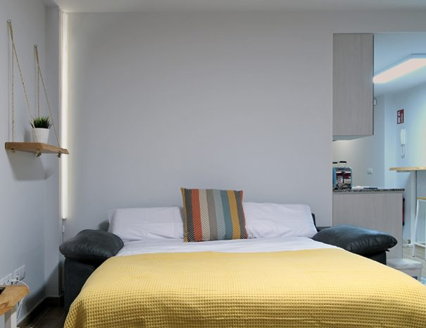 Salón sofá cama de 150