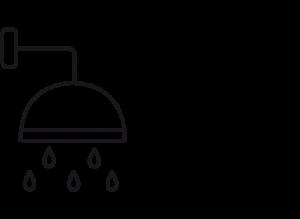 icono ducha