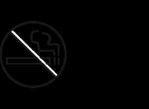 icono prohibido fumar