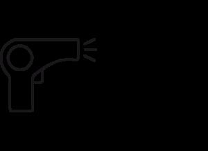 icono secador pelo