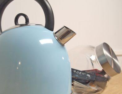 Detalle utensilios cocina
